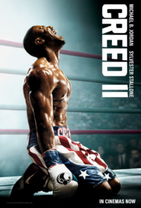 DOWNLOAD FULL MOVIE : Creed II (2018) Mp4