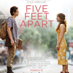 Movie : Five Feet Apart(2019)