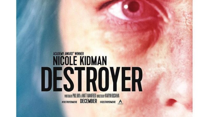 Destroyer (2018) Movie Download
