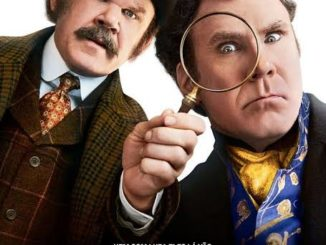 Holmes and Watson (2019) Movie