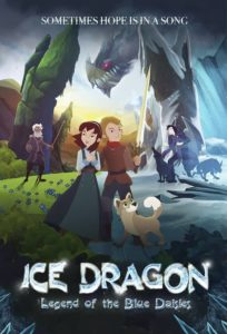 Ice Dragon Legend of the Blue Daisies (2018)