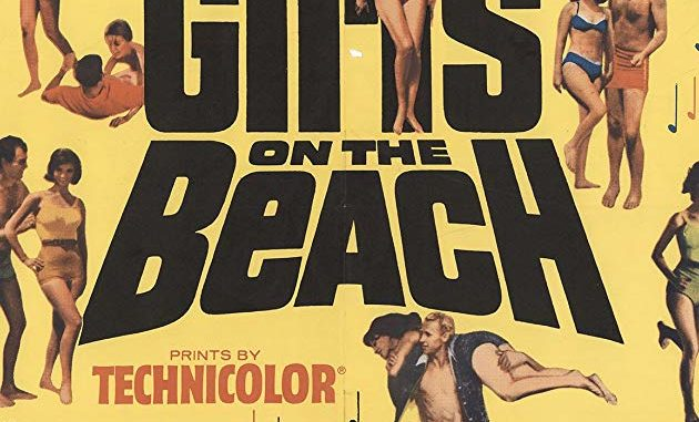 The Girls on the Beach (1965)