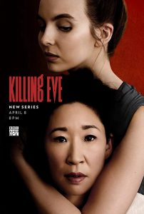 Movie Jacket Of Killing Eve