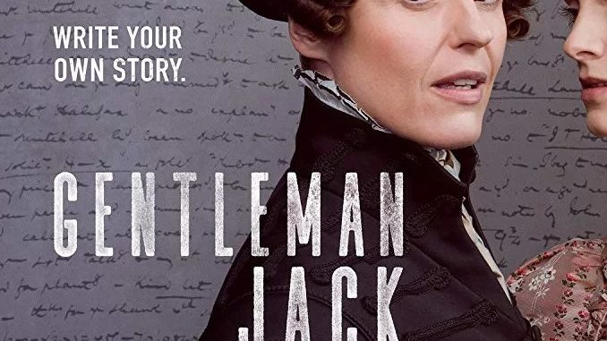 Gentleman Jack movie Jacket