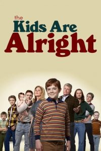 The kids Are Alright Movie Jacket