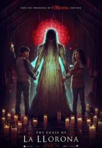 Movie Jacket The Curse of La Llorona