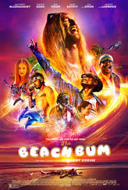 Beach Bum Movie Cover