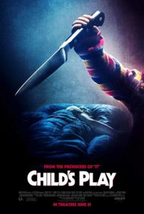 Child's play Movie Cover