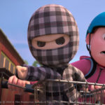 Checkered Ninja (2018) Mp4