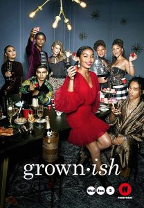 Grown-ish Season Movie Cover