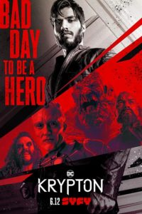 Krypton season 2 (A day with the Hero ) Movie Cover
