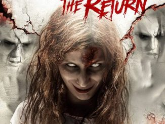 A Haunting At Silver Falls: The Return Movie Jacket