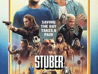 Download Stuber Movie Cover