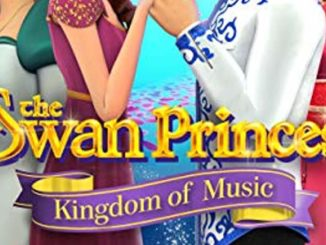 Download Movie The Swan Princess Kingdom of Music (2019) Mp4