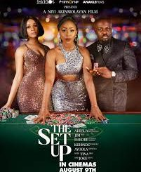 Download Movie The Set Up (2019) Mp4