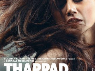 Thappad Movie Jacket