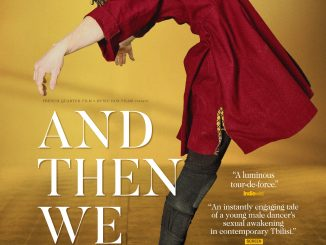 And Then We Danced Movie Jacket