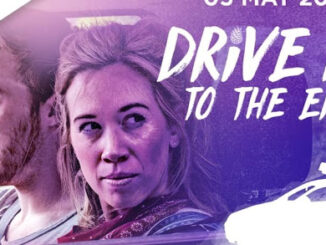 Drive Me to the End (2020) Movie Cover