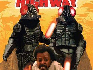 Jesus Shows You the Way to the Highway Movie Jacket