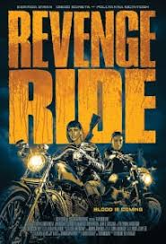 Revenge Ride (2020) movie cover