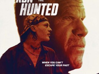 Run with the Hunted (2019) movie Cover