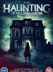 The Haunting of Molly Bannister Movie Jacket