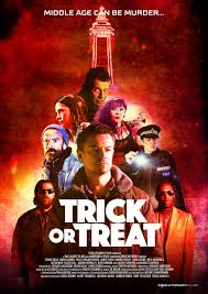 Trick or Treat Movie Jacket